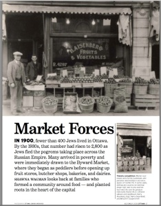 """""""Market Forces"""", Ottawa Magazine, 2008"""