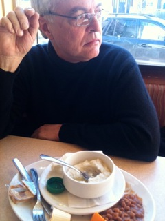 Food Editor for the Ottawa Citizen, Ron Eade joins me in Eggville